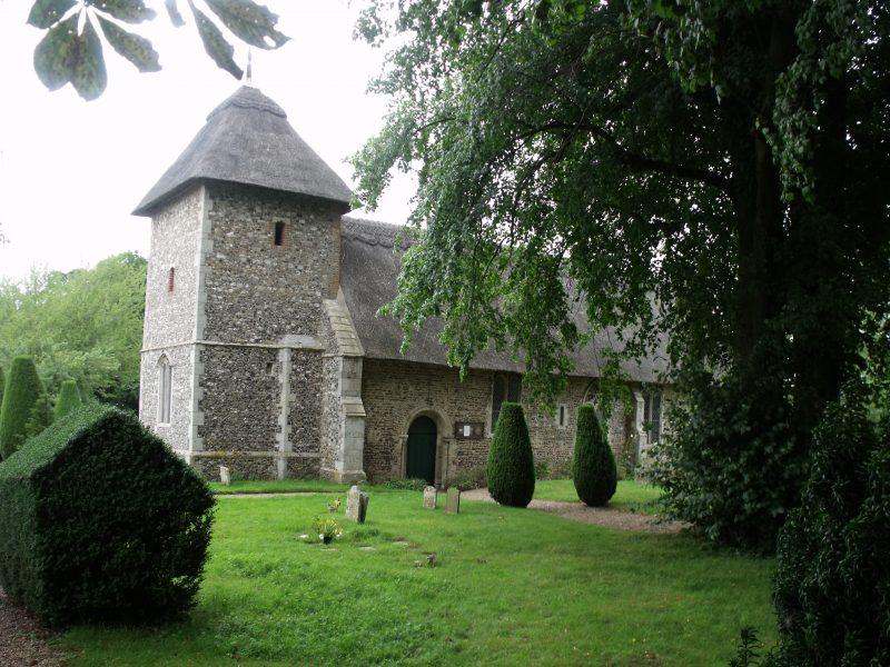 Thornham St Mary