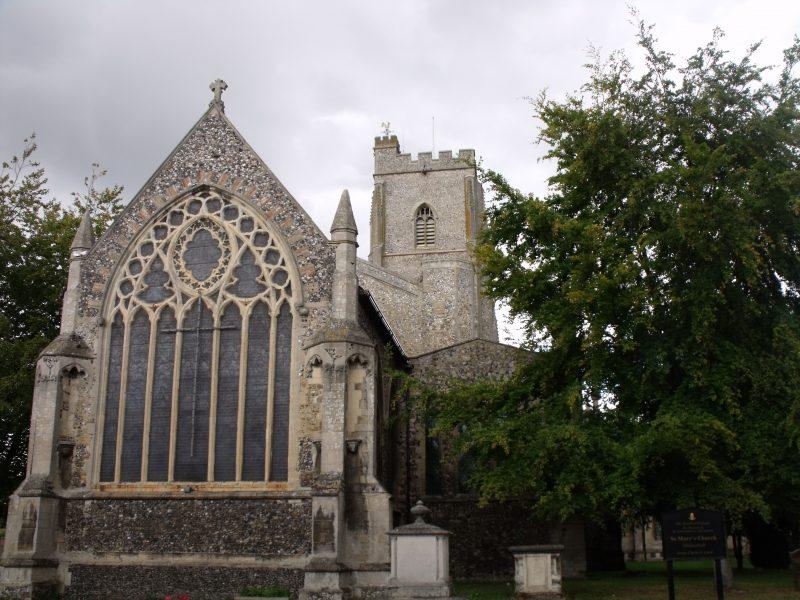 Mildenhall St Mary