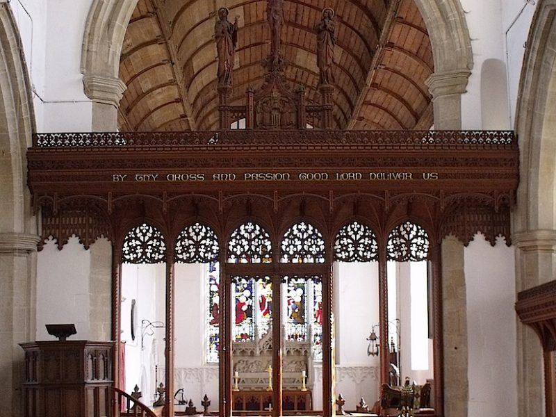 Rattlesden St Nicholas