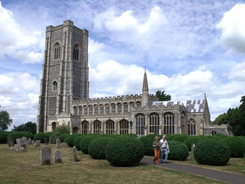 Lavenham St Peter and St Paul