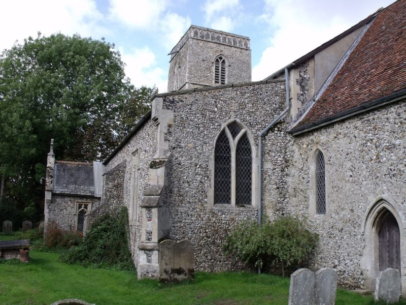 St James South Elmham