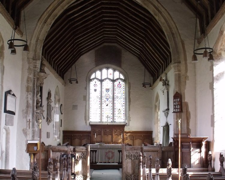 Hawkedon St Mary