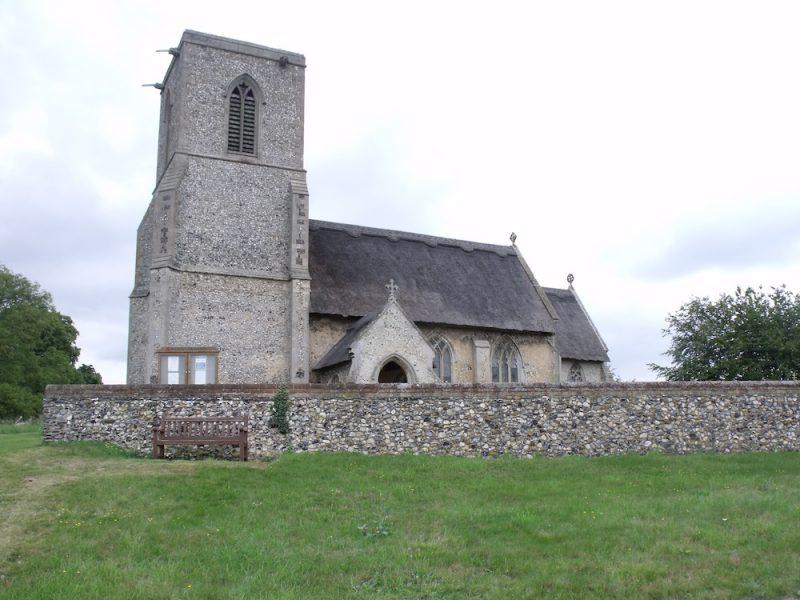 Icklingham All Saints