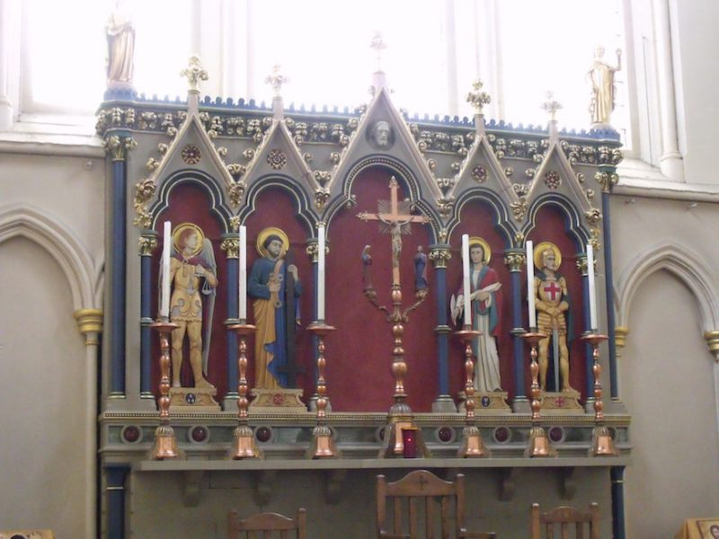 Bury St Edmunds St John the Evangelist