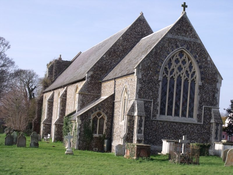 Alderton St Andrew