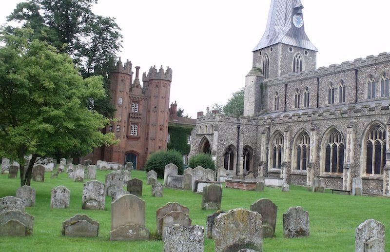 Hadleigh St Mary