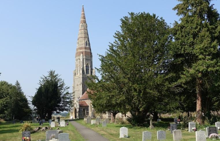 Great Finborough St Andrew